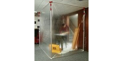 ZipWall - Temporary Construction Barrier