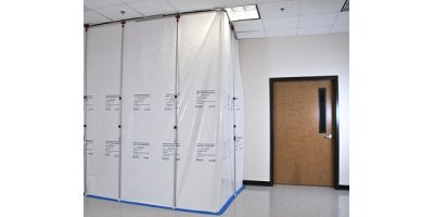Safe-Flex - Work Area Containment Barrier