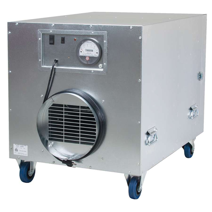 Abatement HEPA-AIRE - Model H2KMA - Deluxe Model Negative Air Machine
