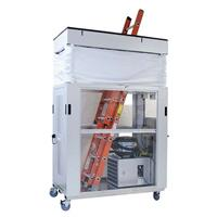 AIRE GUARDIAN - Model AG8000 - Mobile Dust Containment Cart