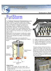 PuriStorm Stormwater Treatment System Brochure