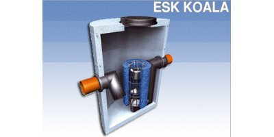 ENV21 - Model ESK Koala - Stormwater Treatment System