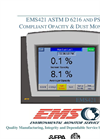 EMS421 - EPA Opacity Monitors Brochure
