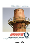 EMS611 - Dust Monitor Brochure