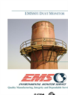 EMS601 - Dust Monitor Brochure