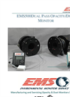 Model EMS500 - Dust Monitor - Datasheet