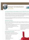Design & Installation Services PDF