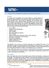 SMC - Model 5100-28-IT - Infrared Combustible Gas Sensor - Brochure