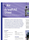 AreaRAE Steel - Model 2 - Transportable Wireless Multi-Gas Monitor Brochure