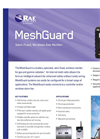 MeshGuard - Model RDK - Rapidly Deployable Fixed Gas Detection System Brochure