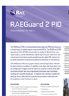 RAEGuard - Model 2 PID - Continuously Monitor Brochure
