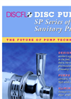 Discflo - Sanitary Pumps - Brochure
