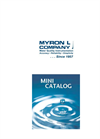 Myron L Company Mini Catalog