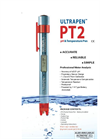 ULTRAPEN - PT2 - pH & Temperature Pen Operationl Manual