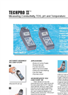TechPro II - TP1, TPH1 - Measuring Conductivity, TDS, pH and Temperature Datasheet