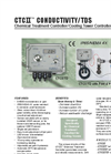 CTCII - Conductivity/TDS Chemical Treatment Controller / Cooling Tower Controller Datasheet