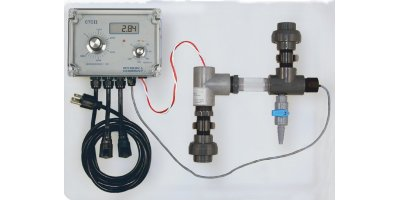 Myron L - Model CTCII™ - Conductivity/TDS Chemical Treatment Controller / Cooling Tower Controller