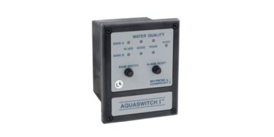 Myron L - Model AQUASWITCH I™ - Fully Automatic DI/RO Bank Switching System