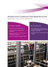 Brackett Green Continuous Rake Bar Screen Brochure