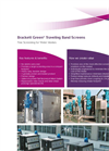 Brackett Green - Dual Flow Travelling Band Screens Brochure