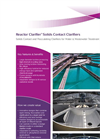 Reactor Clarifier™ Solids Contact Clarifiers - Brochure
