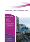 Brackett Green - S.I.M.P.L.E Fish Handling Band Screen - Brochure