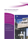EIMIX Mechanical Sludge Mixer Brochure