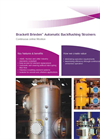 Brackett Brieden - Automatic Backflushing Strainers Brochure