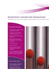 Brackett Green - Automatic Tube Cleaning System Brochure