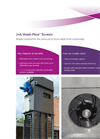 Jones+Attwood Loflow and Washflow - Screening System - Brochure