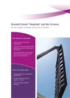 Brackett Green StopGate - Bar Screens For The Isolation of Intakes and Coarse Screening Brochure