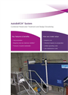 AutoBATCH - Combined Wastewater Treatment and Sludge Dewatering System Brochure