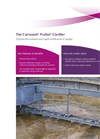 Carrousel ProSet - Clarifier For EffiCient Flocculation And Rapid Withdrawal of Sludge - Brochure
