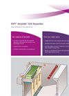 EWT Aerplate - High Efficiency Grit Separator Brochure
