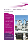 Brackett Green – CF100 and CF200 - Band Screens -  Brochure