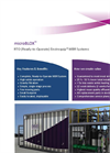 microBLOX - RTO (Ready‐to‐Operate) Enviroquip MBR Systems - Brochure