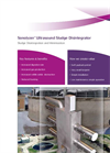 Sonolyzer - Ultrasound Sludge Disintegrator Brochure