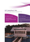 EWT QuadraKleen - Four Cell, Centrally Controlled Granular Media Filter Brochure