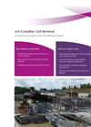 Jones+Attwood Crossflow Detritor - Grit Removal System Brochure