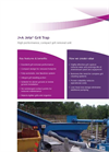 Jones-Attwood Jeta - Compact Circular Grit Trap Brochure