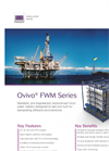 Ovivo - Model FWM Series - Fresh Water Maker - Brochure