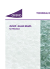 Ovivo - Glass Beads Filtration Media - Brochure
