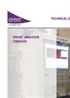 Ovivo - Model THM1501 - Online Analyzer - Technical Data