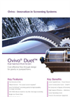 Ovivo Duet - Dual Aperture Screen - Brochure