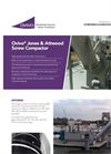 Ovivo - Screw Compactor - Brochure