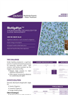 Ovivo BioAlgaNyx™ - Bioengineered Technology For Sludge Management - Brochure
