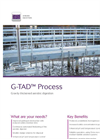 Ovivo G-TAD - Gravity Thickened Aerobic Digestion Process - Brochure