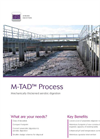Ovivo M-TAD™ - Mechanically Thickened Aerobic Digestion System - Brochure