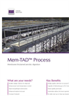 Ovivo Mem-TAD™ - Membrane Thickened Aerobic Digestion Systems - Brochure