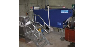 AutoBATCH - Combined Wastewater Treatment and Sludge Dewatering System